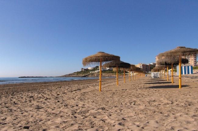 Playa Morro de Gos Castellón