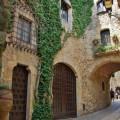 Pueblos medievales de la Costa Brava