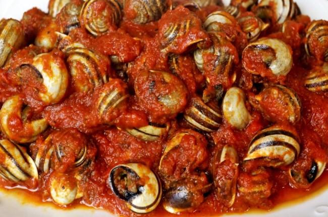 cabrillas en tomate cádiz