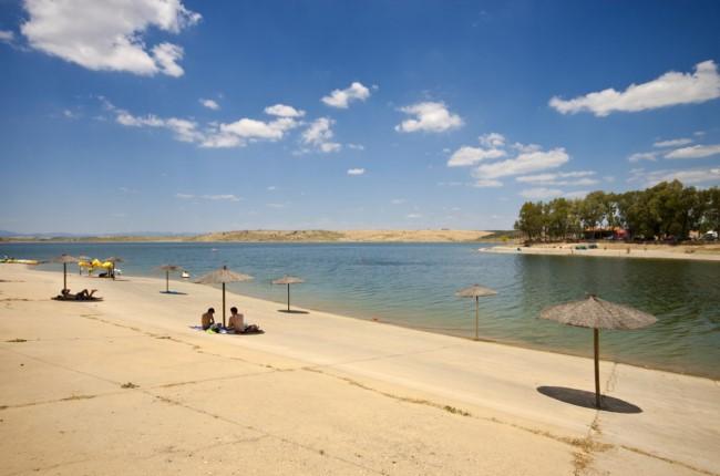 playa de peloche Badajoz