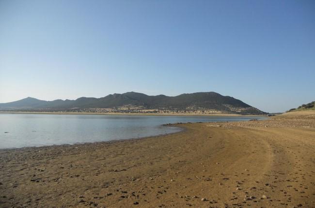 playa de peñalsordo Badajoz