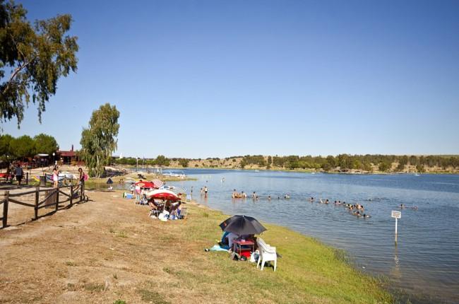 playa proserpina Badajoz