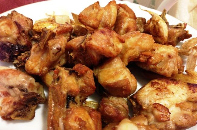 pollo a la canilla cádiz