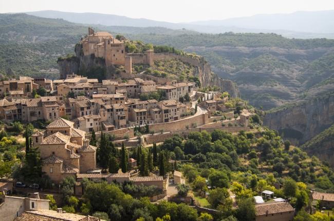 Alquézar Huesca