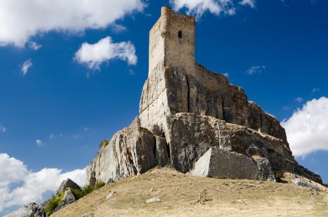 Castillo de Atienza Guadalajara