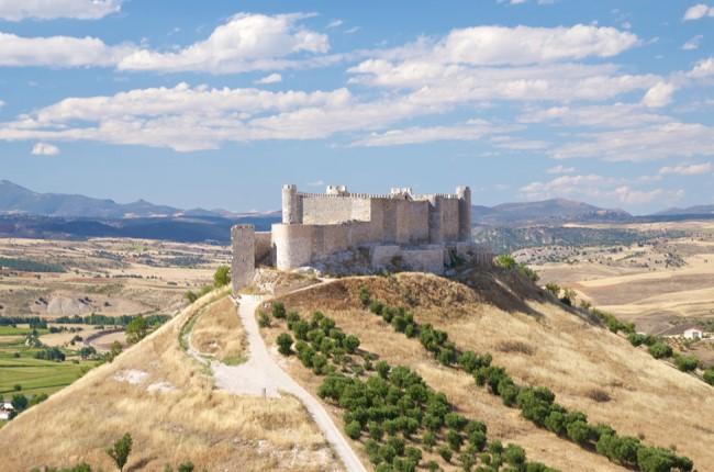 Castillo de Jadraque Guadalajara