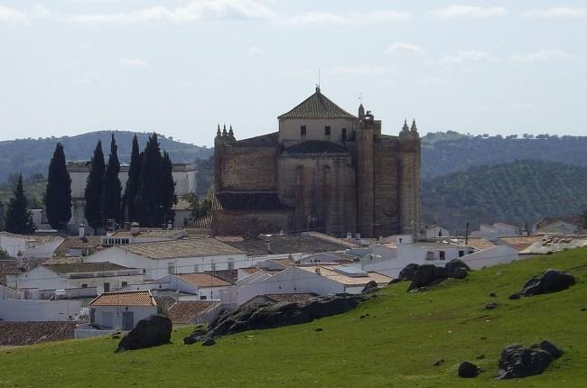 Cazalla de la sierra Sevilla
