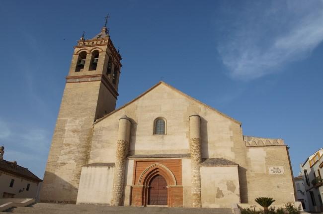 Iglesia de San Juan Bautista Marchena Sevilla