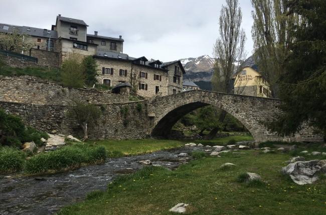 Sallent de Gallego Huesca