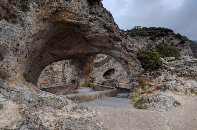 Ventano del Diablo Cuenca