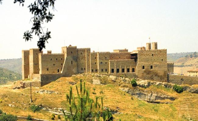 castillos en guadalajara