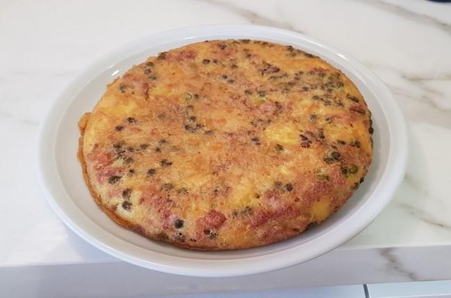 tortilla del Sacromonte Granada