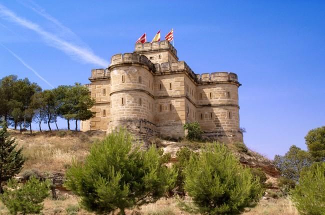 Caspe Torre de Salamanca