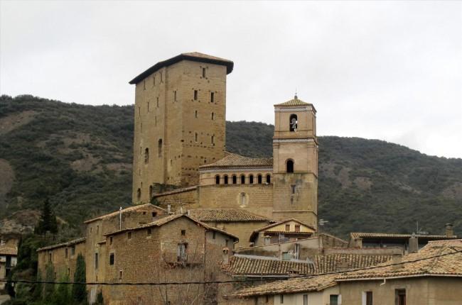 Castillo de Biel Zaragoza