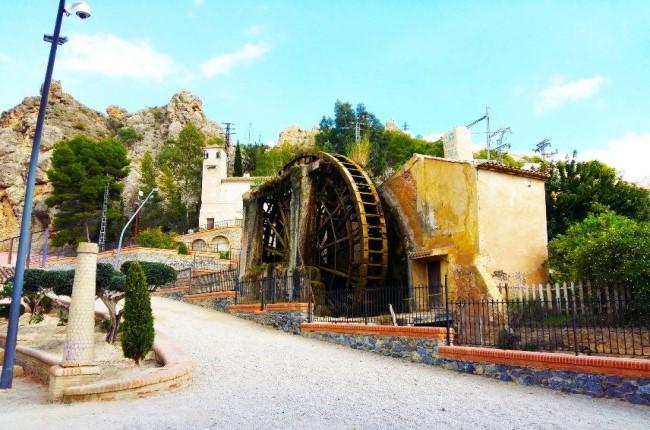 Ruta Norias de Abarán Murcia