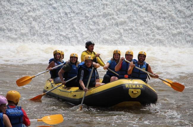 rafting rio segura murcia
