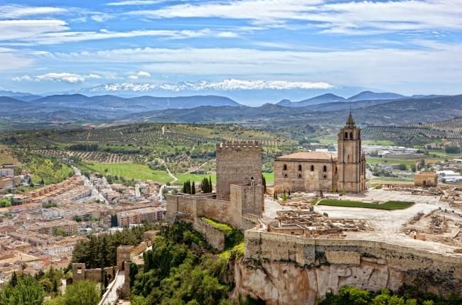 Alcalá la Real Jaén