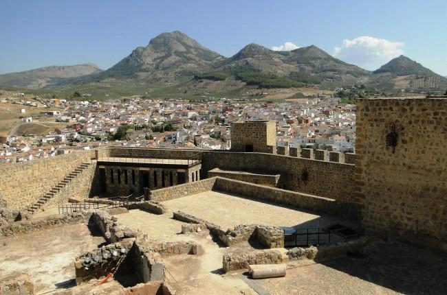 Alcaudete Jaén