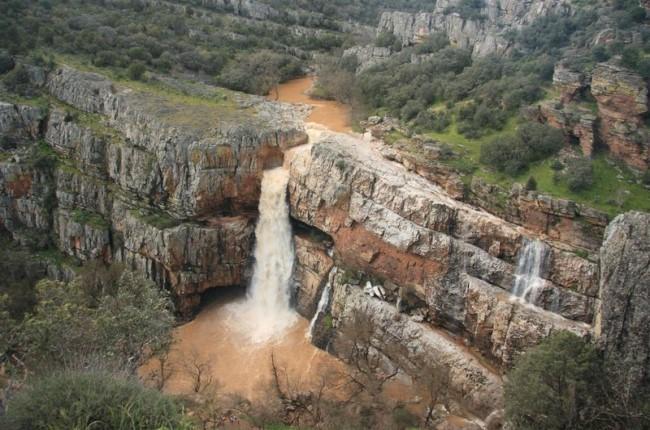 Cascada de la Cimbarra Jaén