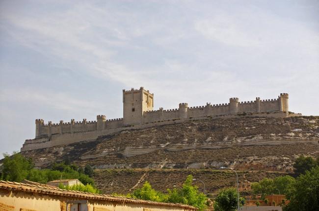 Castillo de PeÑafiel Valladolid