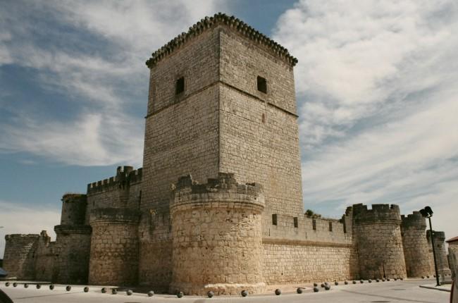 Castillo de Portillo Valladolid