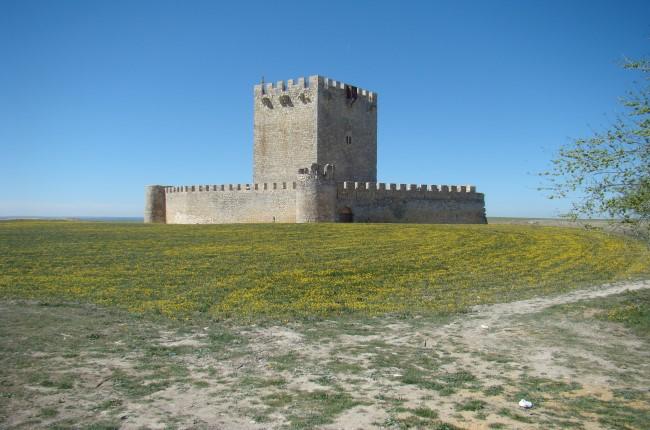 Castillo de Tiedra Valladolid