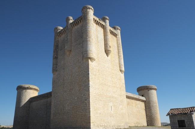 Castillo de Torrelobatón Valladolid