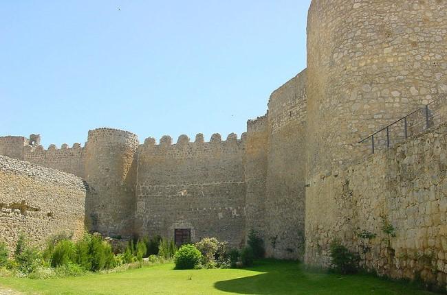 Castillo de Urueña Valladolid