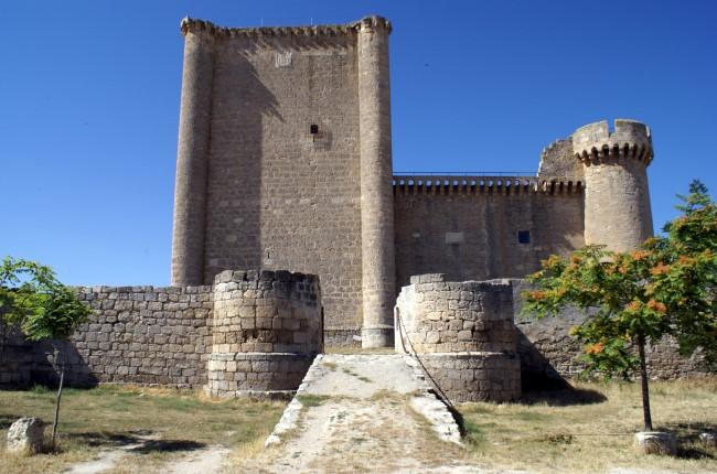 Castillo de Villafuerte de Esgueva Valladolid