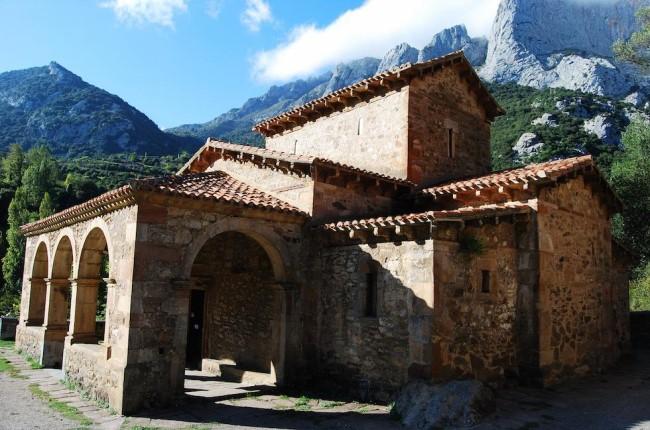 Santa María de Lebeña Valle de Liebana
