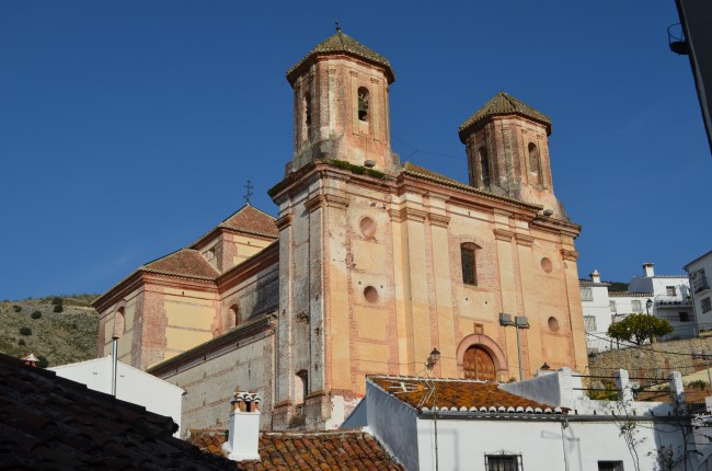 Alpandeire Málaga