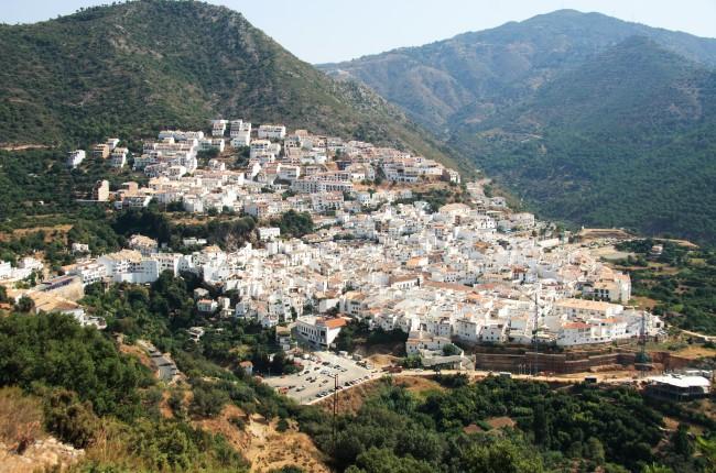 Ojén Málaga