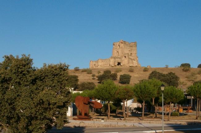 Castillo de Aulencia Madrid