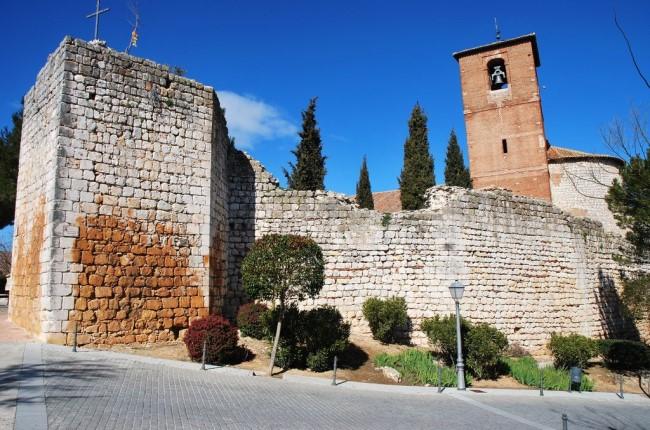 Castillo de Santorcaz Madrid