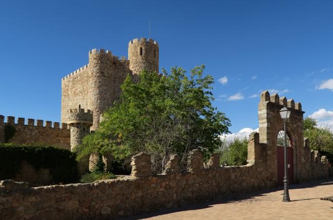 Castillo de la Coracera Madrid