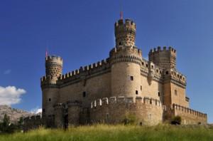 Castillos en Madrid