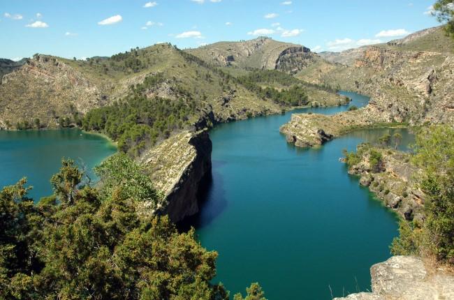 Lago de Bolarque Guadalajara