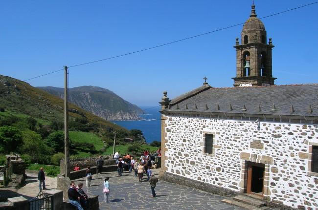 San Andres de Teixido A Coruña
