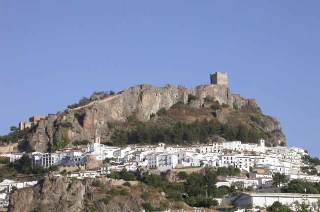 Zahara de la Sierra Cádiz