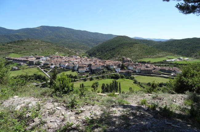 Ansó Aragón