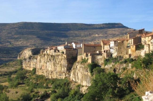 Cantavieja Aragón