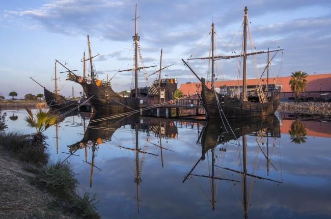 Lugares Colombinos Huelva