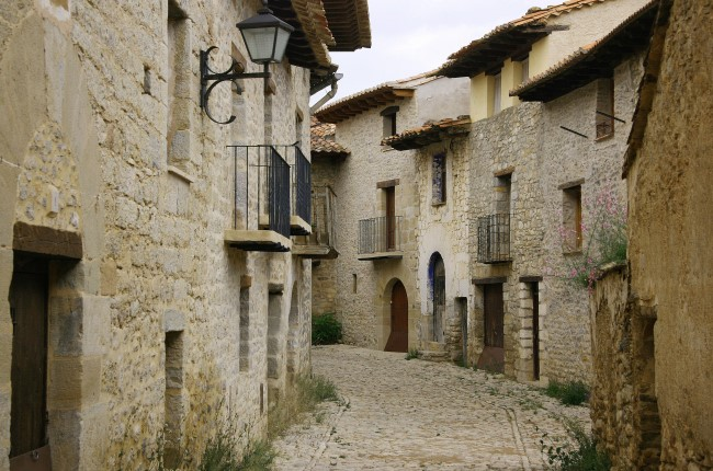 Mirambel Teruel