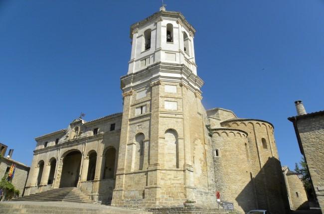 Roda de Isabena catedral