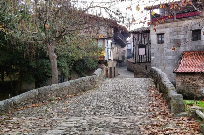 San Martín del Castañar Sierra de Francia