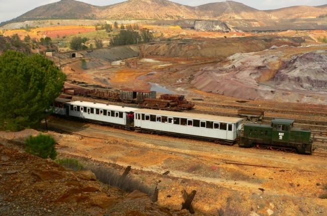 Tren de las Minas de Río Tinto