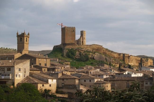 Uncastillo Aragón