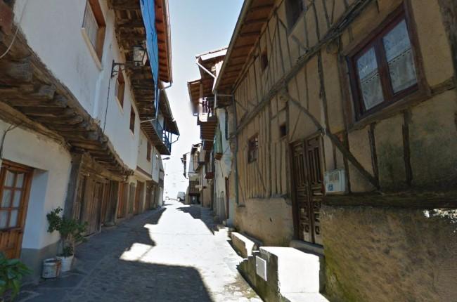 Villanueva del Conde Sierra de Francia