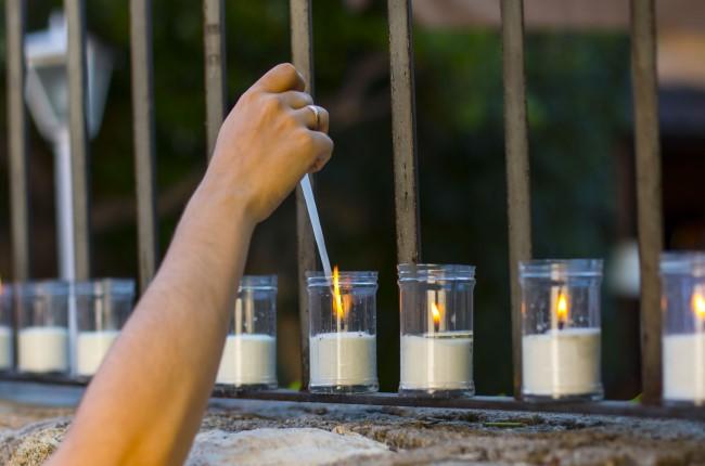 encendido noche de las velas pedraza