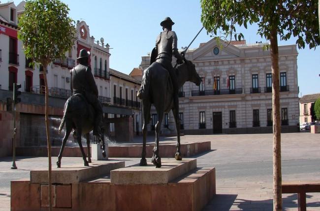 Alcazar de San Juan Castilla la Mancha